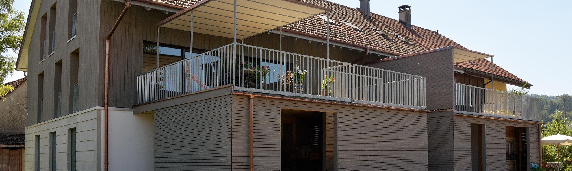 Bauprojekt projektwerke AG
