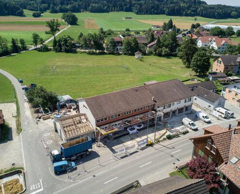 Baumanagement Schweiz von der Projektwerke AG