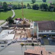 MFH Thundorf, Ersatzbau